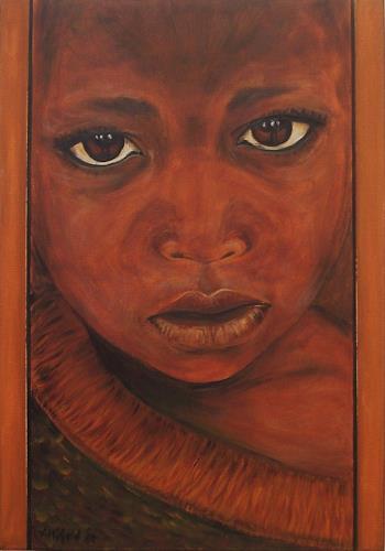 Amigold, African Child, People: Children