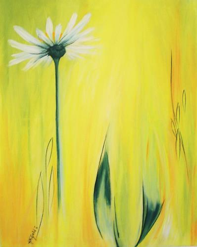 Amigold, Erwachen - Risveglio, Still life, Plants: Flowers