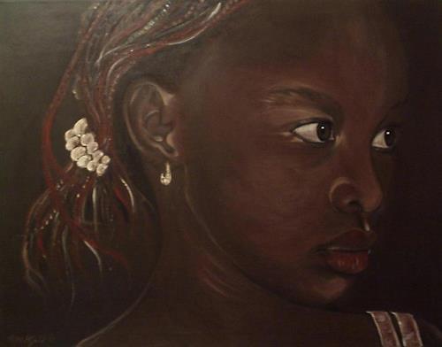 Amigold, Anisa, People: Portraits