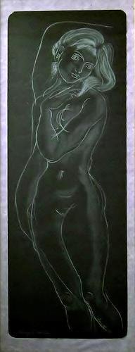 Amigold, Sogno, Erotic motifs: Female nudes
