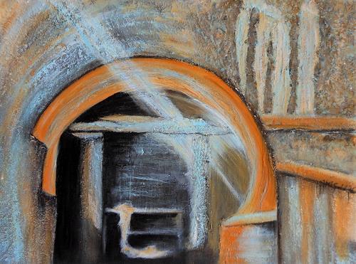 Amigold, Auferstehung, Religion, Contemporary Art