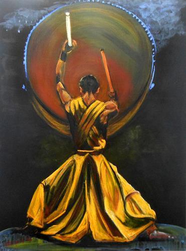Amigold, la potenza del suono, People, People: Men, Abstract Art