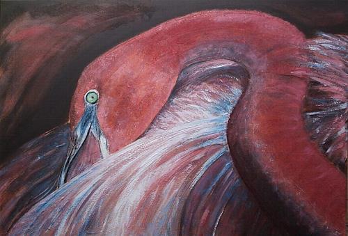 Amigold, Flamingo I, Animals: Air