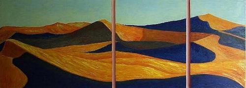 Amigold, Dünen trilogie, Miscellaneous Landscapes