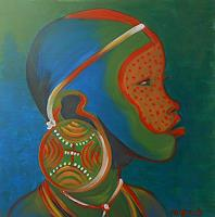Amigold-People-Children-People-Portraits-Contemporary-Art-Contemporary-Art