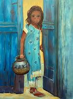 Amigold-People-Children-Contemporary-Art-Contemporary-Art