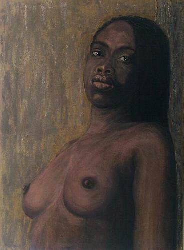 Amigold, Anesja, Erotic motifs: Female nudes