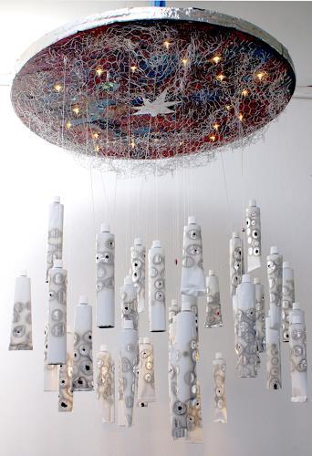 Klaus Netzle, MYTUBE, Miscellaneous, Abstract art, Contemporary Art