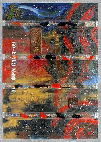 Klaus Netzle, OPN 814, Abstract art, Decorative Art, Modern Age