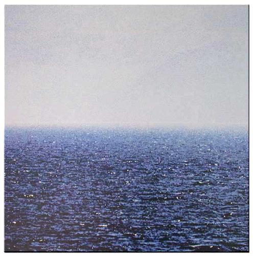 Miriam Stone, meer, Landscapes: Sea/Ocean, Nature: Water, Contemporary Art, Expressionism
