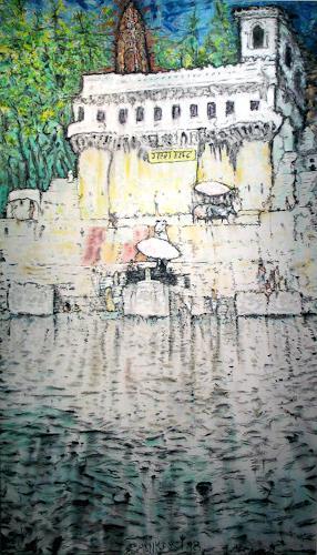 Richard Lazzara, Ganga Mat Ghat Varanasi, Miscellaneous Landscapes