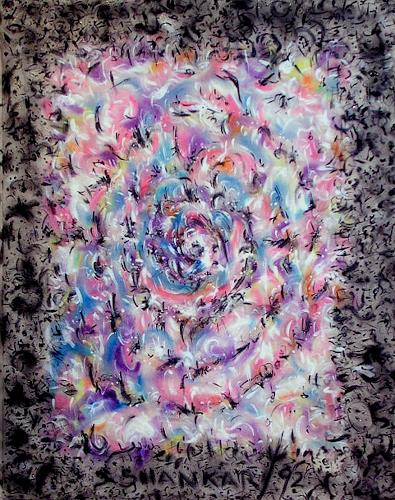 Richard Lazzara, Void Within Us, Abstract art, New Image Painting