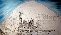 Richard-Lazzara-Religion-Landscapes-Mountains-Contemporary-Art-New-Image-Painting