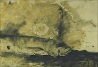 Ursula-Guttropf-Animals-Water-Modern-Age-Expressive-Realism