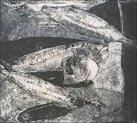 Ursula-Guttropf-Miscellaneous-Animals-Modern-Age-Expressive-Realism