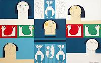 Hildegarde-Handsaeme-Fantasy-Animals-Air-Contemporary-Art-Contemporary-Art