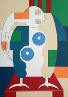Hildegarde-Handsaeme-Animals-Air-Humor-Contemporary-Art-Contemporary-Art