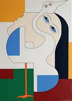 Hildegarde-Handsaeme-Emotions-Love-Fantasy-Contemporary-Art-Contemporary-Art