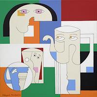 Hildegarde-Handsaeme-Still-life-Fantasy-Contemporary-Art-Contemporary-Art