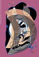 universal-arts-Jacqueline-Ditt---Mario-Strack-Abstract-art-Miscellaneous-Music
