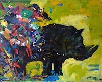 Bart-Fraczek-Animals-Land-Nature-Earth-Contemporary-Art-Neo-Expressionism