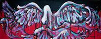 Mascha-Dueben-Emotions-Aggression-Animals-Water-Contemporary-Art-Contemporary-Art