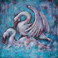 Mascha-Dueben-Animals-Water-Religion-Contemporary-Art-Contemporary-Art