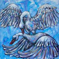 Mascha-Dueben-Animals-Air-Emotions-Aggression-Contemporary-Art-Contemporary-Art