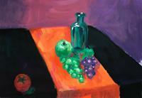 Mascha-Dueben-Still-life-Miscellaneous-Plants-Contemporary-Art-Contemporary-Art