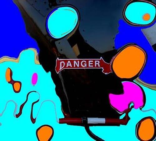 anita rössler, danger, Abstract art, Postmodernism