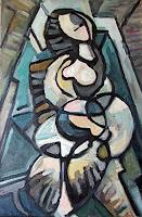L. Tkacik, Women on gallery