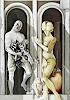 Z. Velimanovic, Adam and Eve
