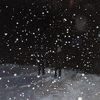 Jennifer-Walton-Miscellaneous-People-Landscapes-Winter-Modern-Times-Realism