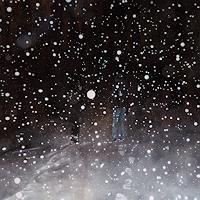 Jennifer-Walton-Landscapes-Winter-Outer-space-Stars-Modern-Times-Realism