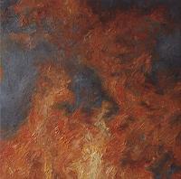 Jennifer-Walton-Nature-Fire-Miscellaneous-Landscapes-Modern-Times-Realism