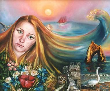 Art by Natalia Malinko