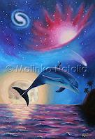 Natalia-Malinko-Animals-Water-Landscapes-Sea-Ocean-Contemporary-Art-Contemporary-Art