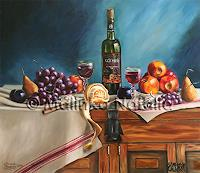 Natalia-Malinko-Still-life-Plants-Fruits