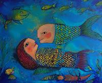 Helga Hornung, Am Meeresgrund