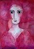 Helga Hornung, Mädchen in Rot