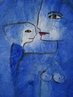 Helga-Hornung-People-Women-Mythology-Contemporary-Art-Contemporary-Art