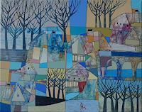 Georgi-Demirev-Landscapes-Winter-Abstract-art-Contemporary-Art-Contemporary-Art