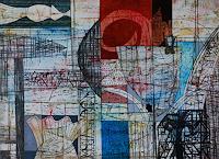 Georgi-Demirev-Abstract-art-Landscapes-Plains-Modern-Age-Symbolism