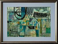 Georgi-Demirev-Still-life-Miscellaneous-Landscapes-Modern-Age-Cubism