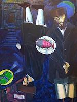 Erik-Slutsky-Belief-People-Men-Contemporary-Art-Contemporary-Art