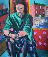 Erik-Slutsky-People-Women-Emotions-Love-Modern-Age-Expressionism-Neo-Expressionism