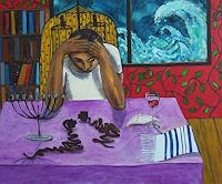 Erik-Slutsky-People-Men-Religion-Contemporary-Art-Neo-Expressionism
