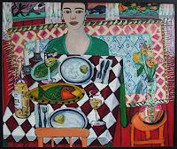 Erik-Slutsky-People-Women-Emotions-Fear-Contemporary-Art-Neo-Expressionism