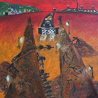 Erik-Slutsky-War-Miscellaneous-Emotions-Contemporary-Art-Neo-Expressionism
