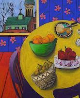 Erik-Slutsky-Still-life-Leisure-Contemporary-Art-New-Image-Painting